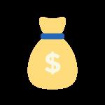 Rahaa pussissa