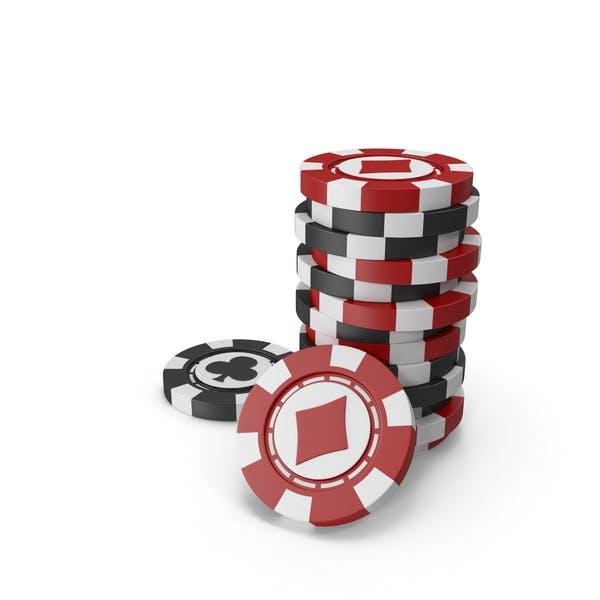 Kasino ilman rekisteröintiä, kasa kasinon kolikoita